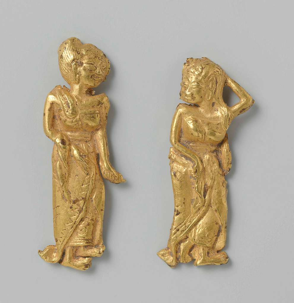 Two Female Figures
