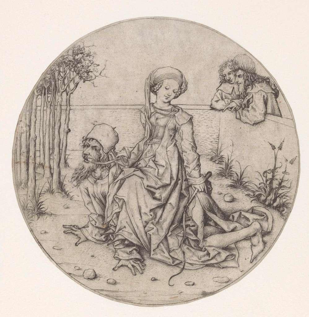 Aristoteles en Phyllis
