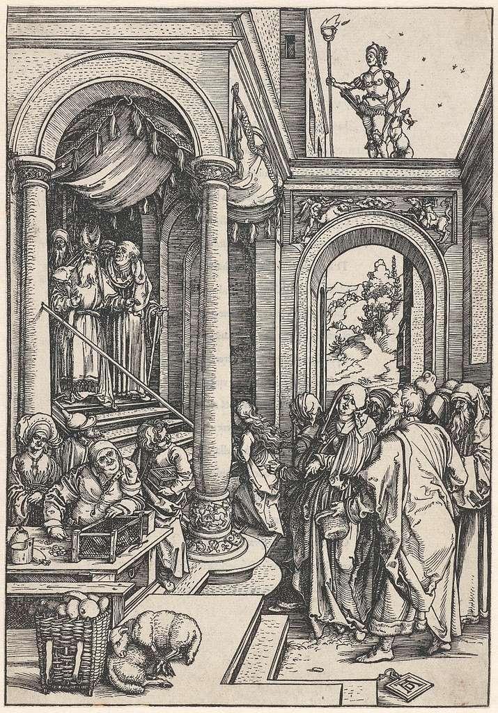 Presentatie van Maria in de tempel