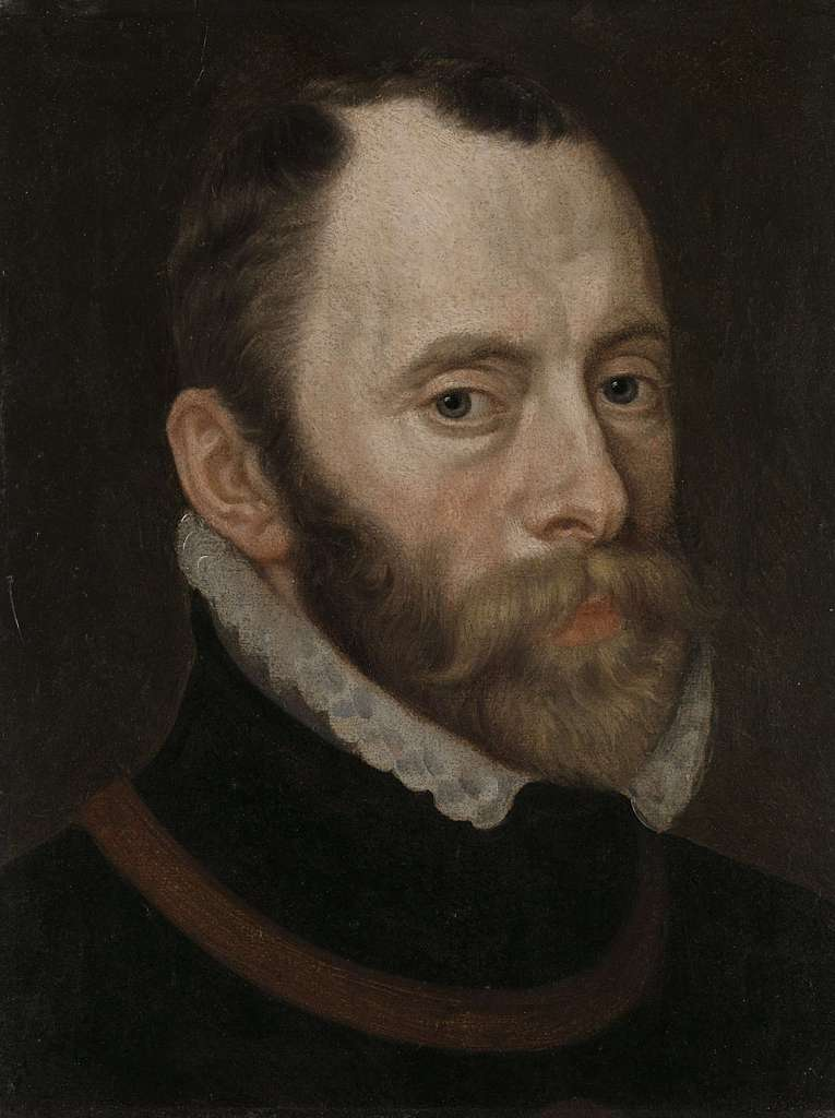 Portrait of Philippe de Montmorency, Count of Horne, Admiral of the Netherlands, Member of the Council of State