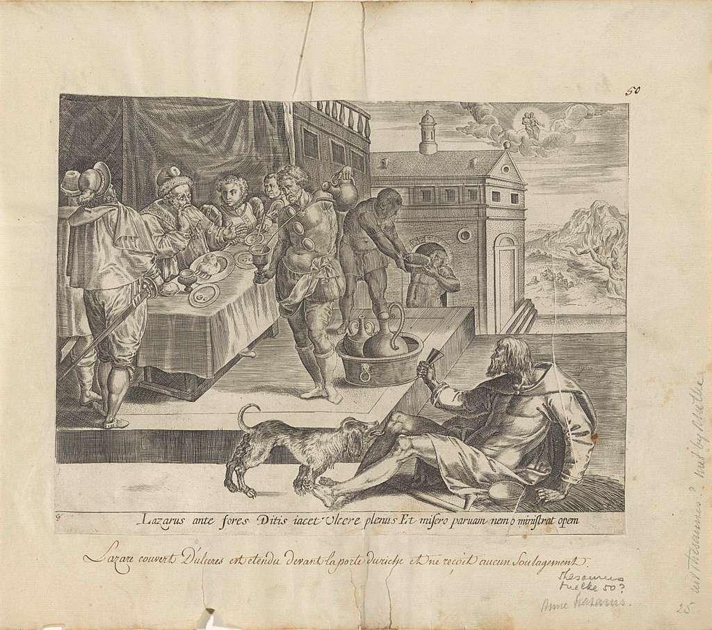 Gelijkenis van de rijke man en de arme Lazarus