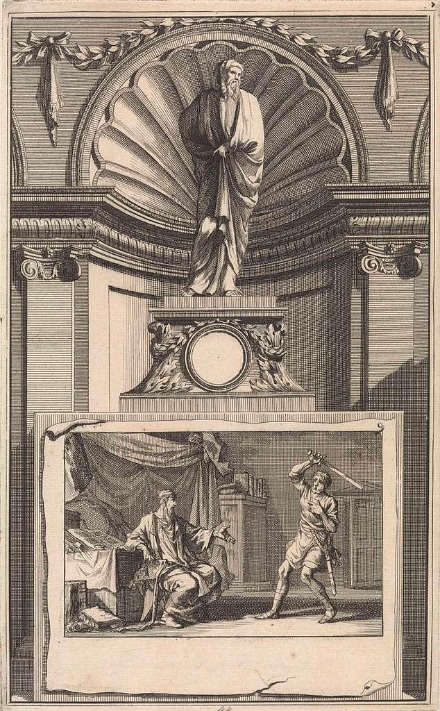 H. Ambrosius van Milaan, kerkvader