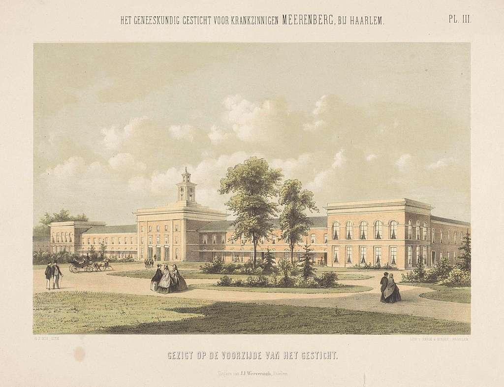 Psychiatrisch ziekenhuis Meerenberg
