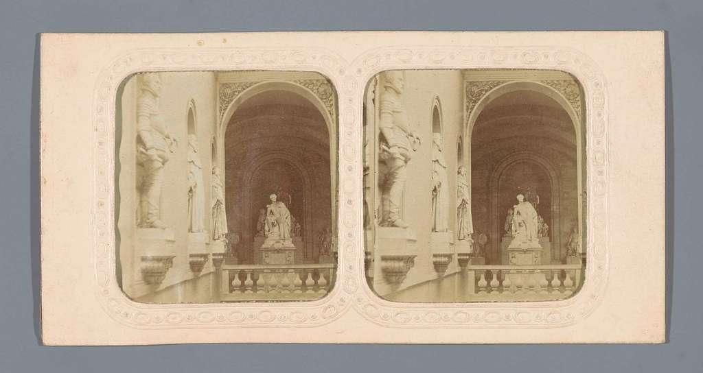 Galerij van de hertog van Orléans in Versailles