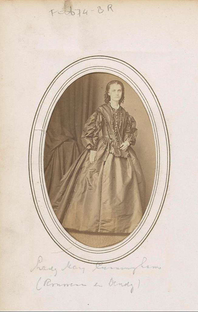 Portret van Lady Mary Cunningham