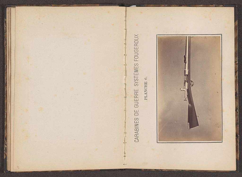 Deel van een geweer