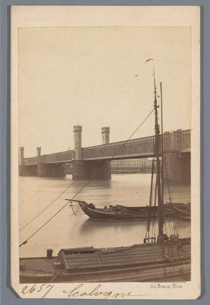 Dombrücke in Keulen