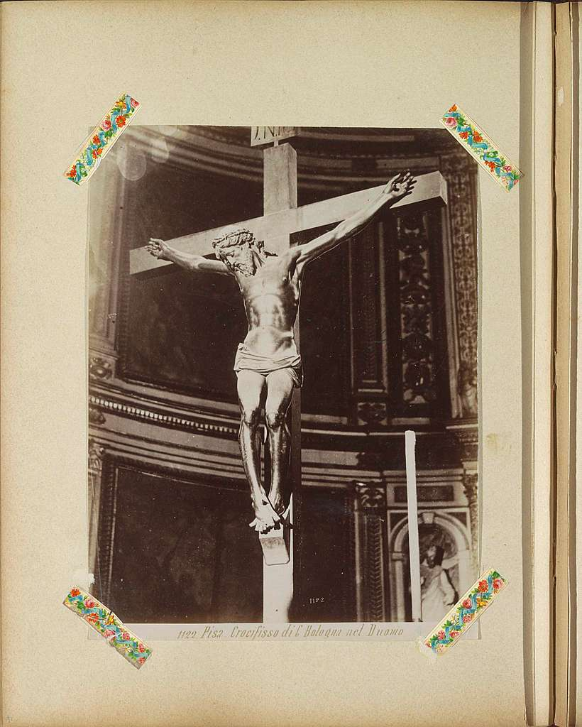Crucifix in de Dom van Pisa