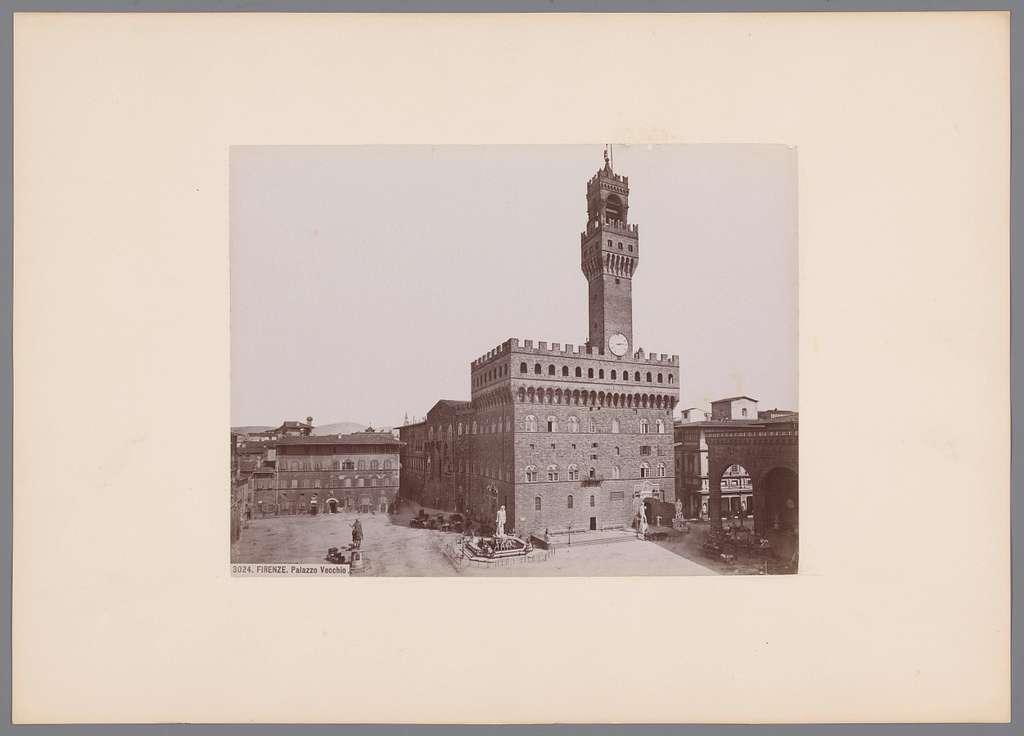 Palazzo Vecchio te Florence