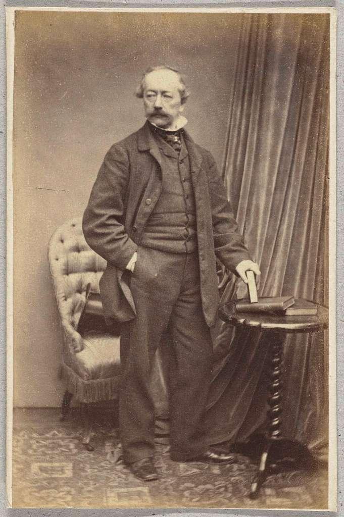 Portret van Charles Rochussen