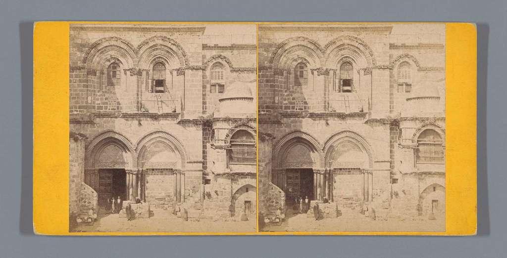 Heilig Grafkerk in Jeruzalem