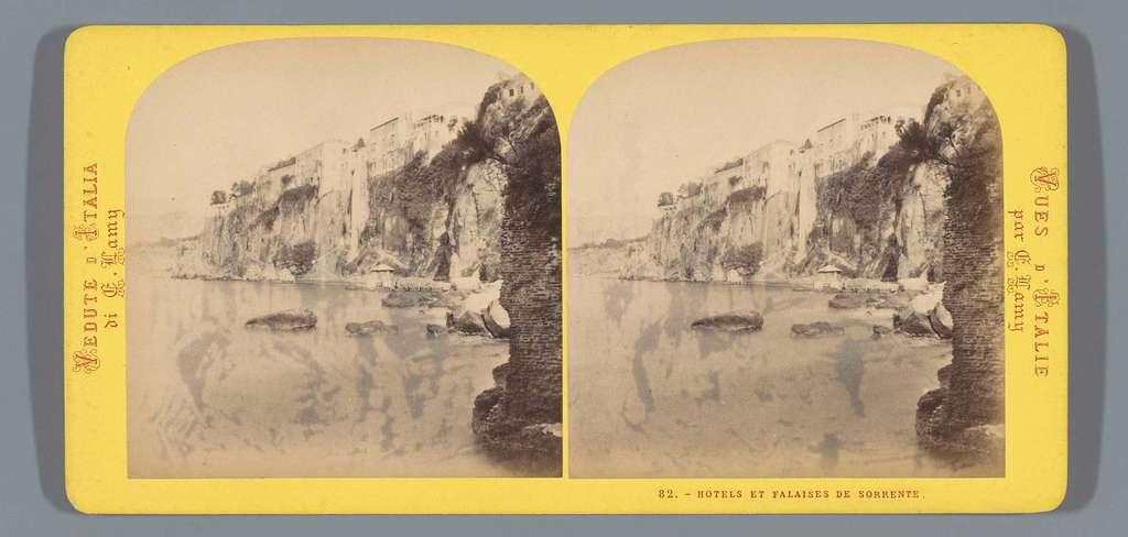 Kliffen van Sorrento