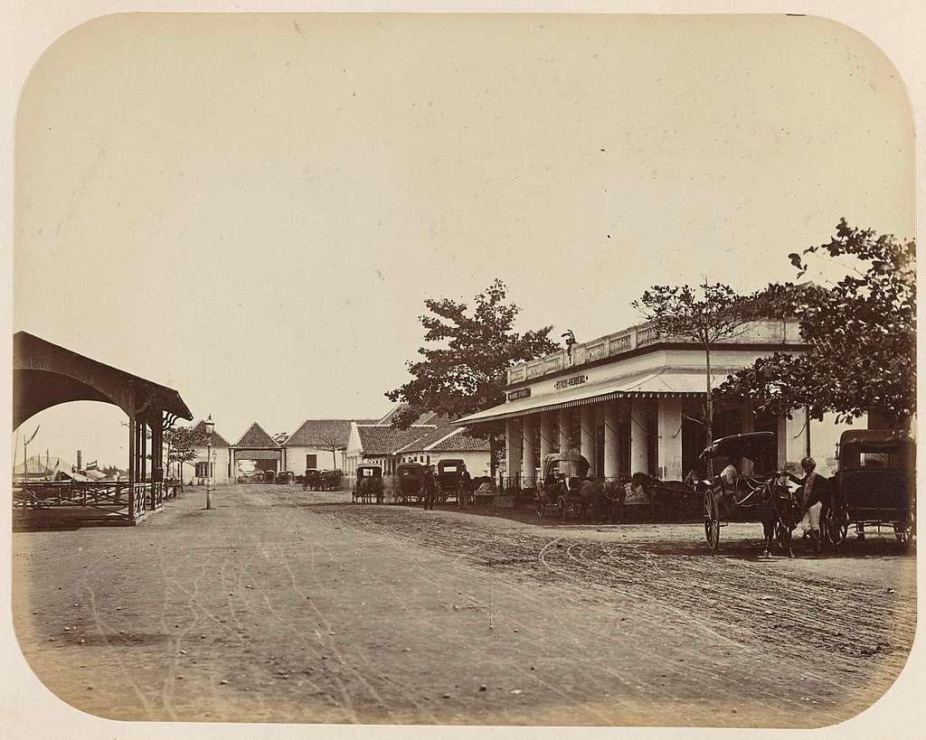 De Stadsherberg te Batavia
