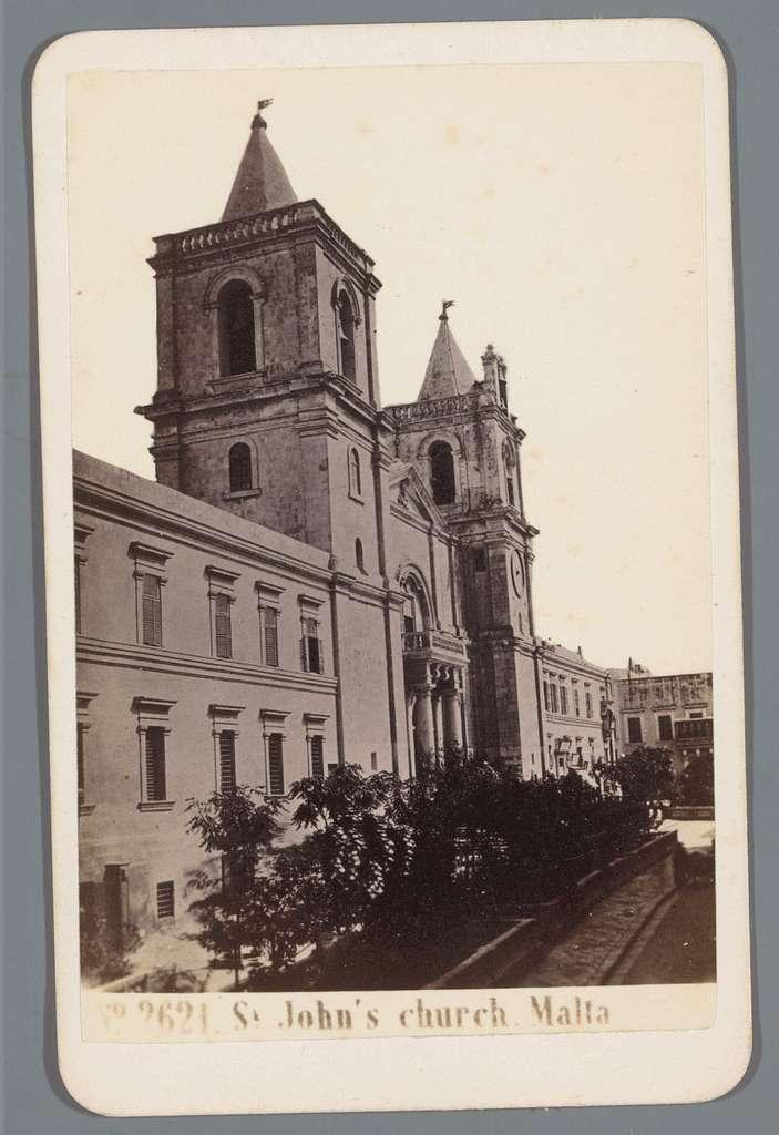Sint-Janscokathedraal, Valletta