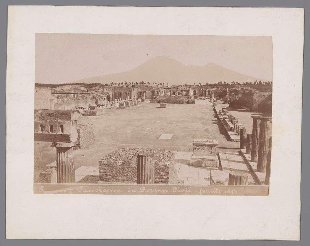 Foro Civile, Pompeï