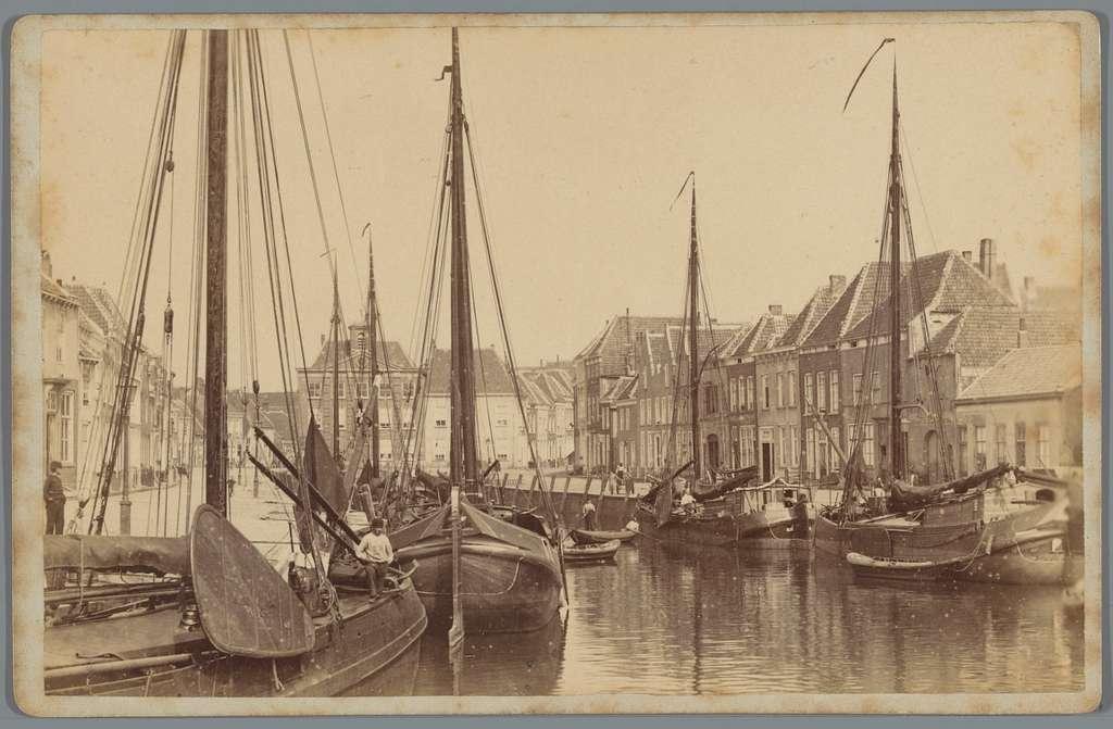 Haven van Bergen op Zoom (?)