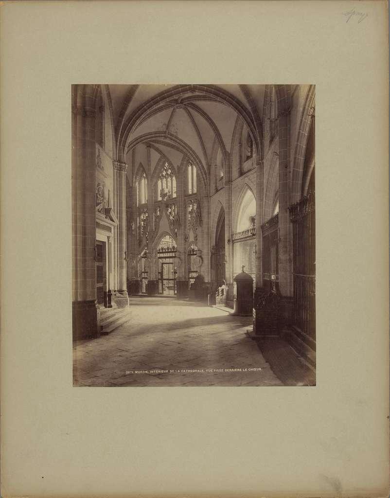 Gewelf met ribben die samenkomen in een stervorm in de kathedraal te Burgos