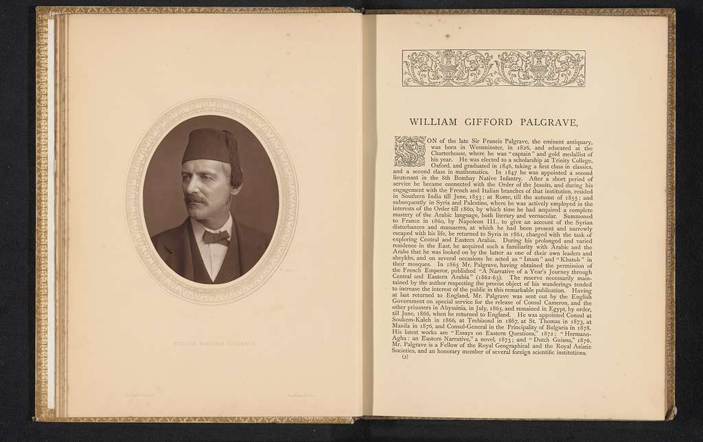 William Gifford Palgrave