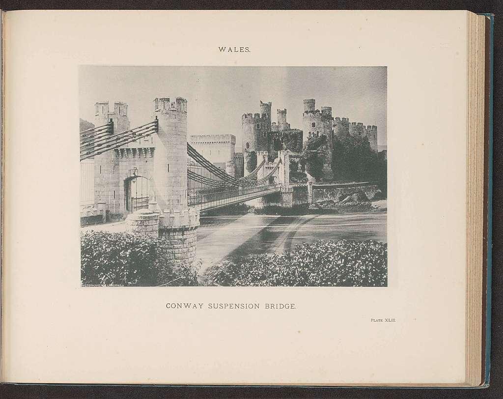 Conway Suspension Bridge