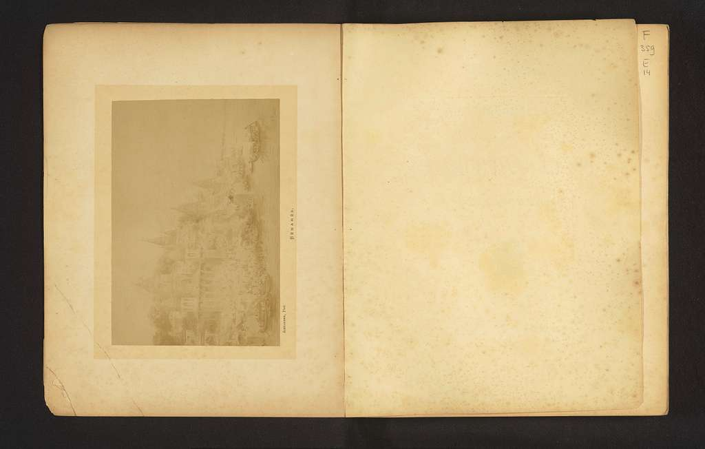 Fotoreproductie van Bénarès door Jean Baptiste Robie