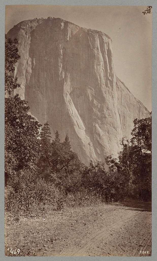 Rotswand in de Verenigde Staten
