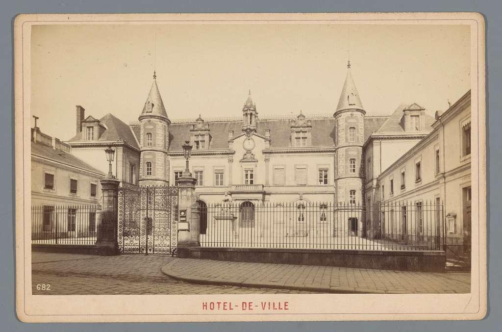 Stadhuis van Melun