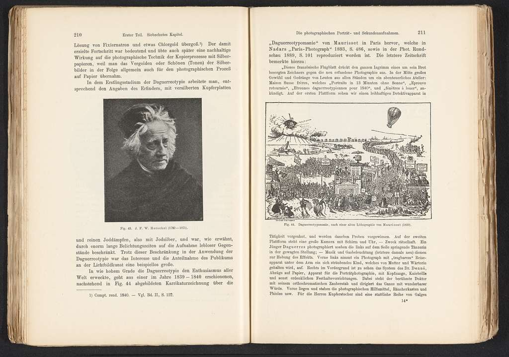 Portret van John Herschel